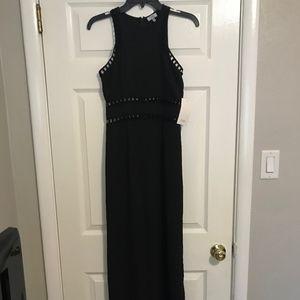 NWT Tobi Black Maxi Dress (size small)